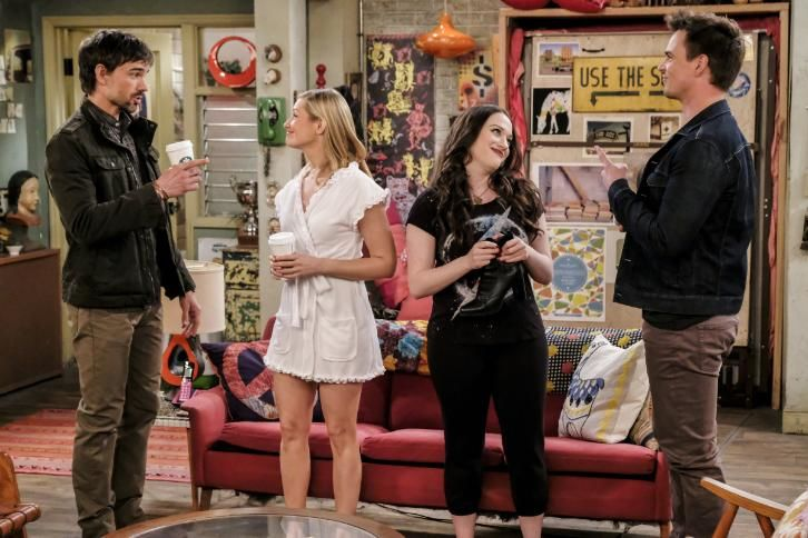 2 Broke Girls S6E20 And the Alley-Oops
