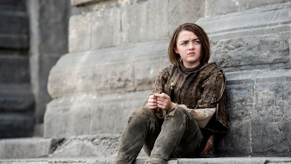 Game of Thrones S5E2 The House of Black and White