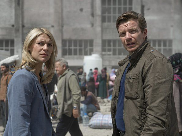 Homeland season 5 air date in Perth