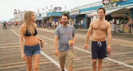 It's Always Sunny in Philadelphia S7E2 The Gang Goes to the Jersey Shore