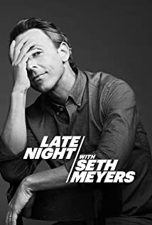 Seth Meyers, Late Night With