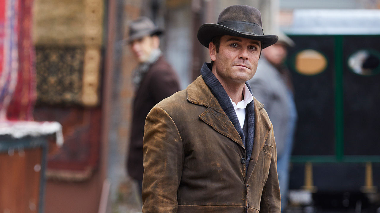 Murdoch Mysteries S10E18 Hell to Pay
