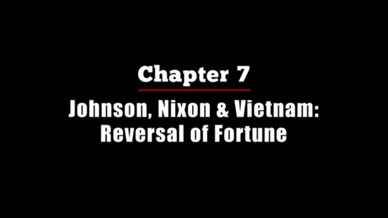 Oliver Stones Untold History Of The United States Series 1 07of10 Nixon and Vietnam 720p x264