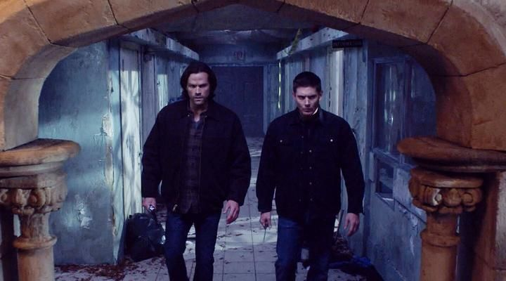 Supernatural S11E6 Our Little World