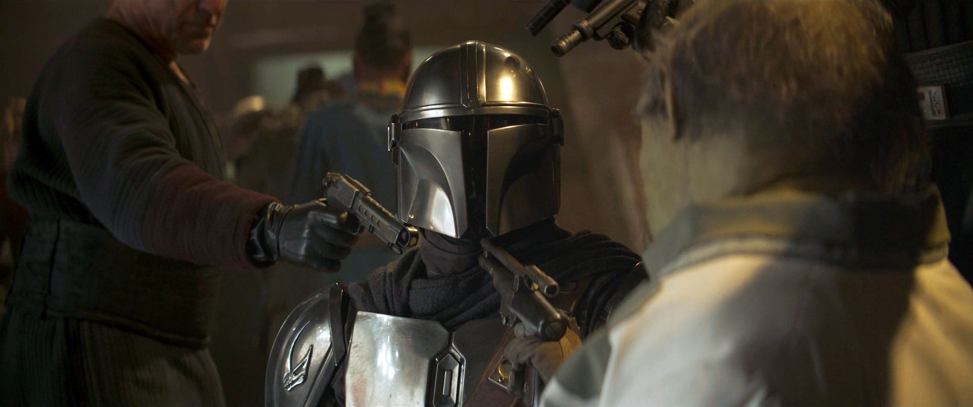 The Mandalorian S2E1 Chapter 9: The Marshal