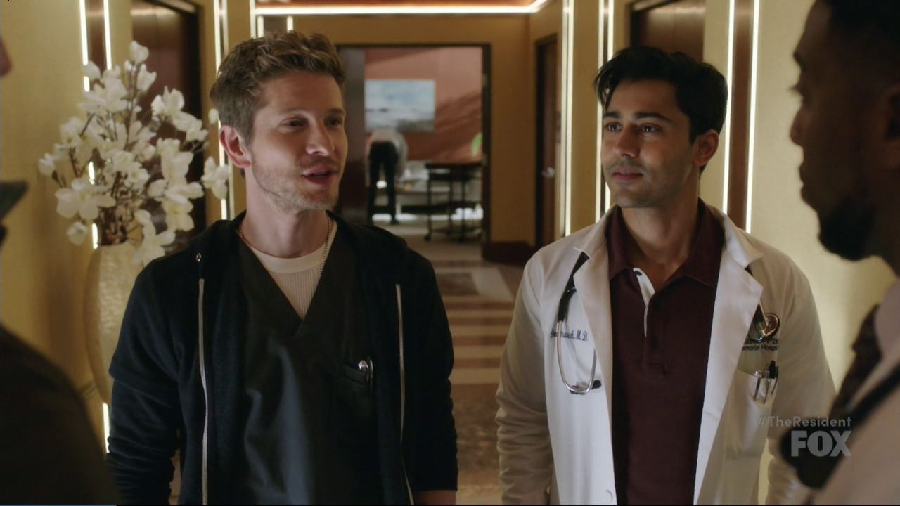The Resident S1E7 The Elopement