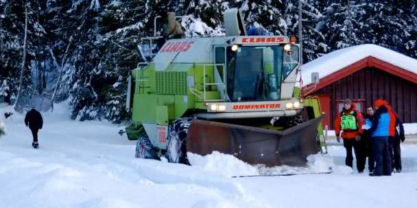 Top Gear S16E5 Snowbine Harvester
