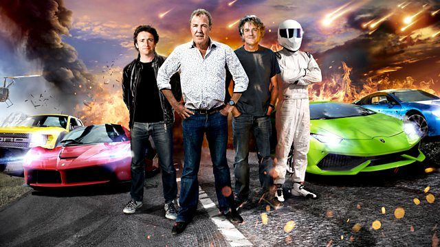 Top Gear S18E1 Italian Supercar Shootout