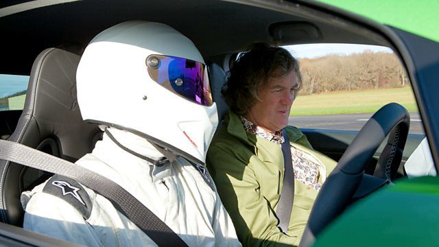 Top Gear S18E3 Filming a Climactic Car Chase